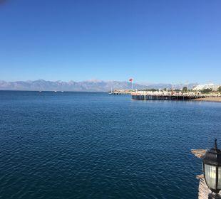 Ausblick vom Stegg Hotel Delphin Imperial