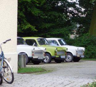 Hauseigene Trabbis Hotel Schloss Schweinsburg