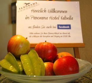 Früchteschale Hotel Panorama Valbella (geschlossen)