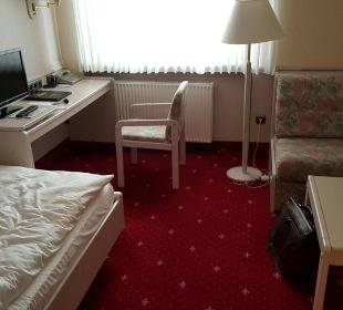 Einzelzimmer Ringhotel Paulsen
