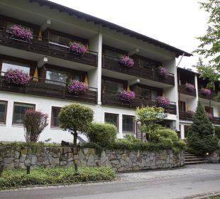 Exterior view Ruchti's Hotel & Restaurant