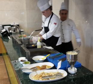 Delicious buffet The Green Park Hotel Taksim