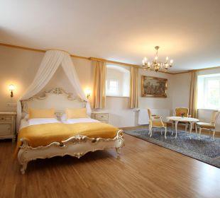 Fürstensuite Burghotel Deutschlandsberg