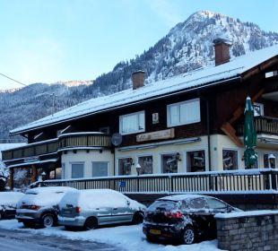 Außenansicht Hotel Hirschbachwinkel