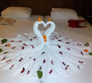 Bettdekoration Sunis Hotels Elita Beach Resort & SPA