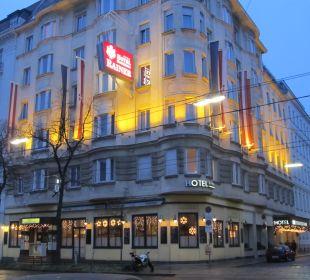 """Außenansicht Hotel """"Erzherzog Rainer"""" Hotel Erzherzog Rainer"""