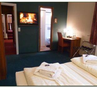 Zimmer 10 Hotel Haus Hillesheim