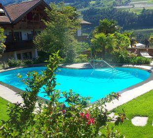 Pool und Garten Hotel Zirmerhof