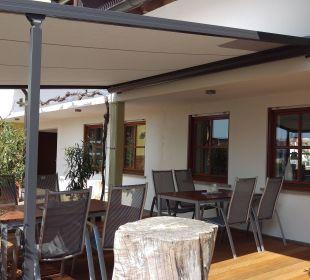 Neue Terrasse Gästezimmer Fewos Familie Neubert