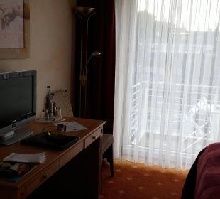 TV  Hotel Villa Gropius