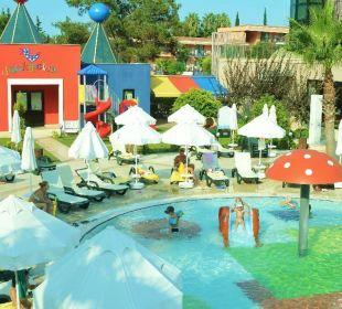 Children pool Eldar Resort