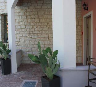 Der Eingangsbereich Residenza Le Due Torri