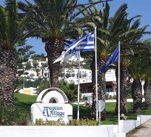 Außenansicht Hotel Lagas Aegean Village