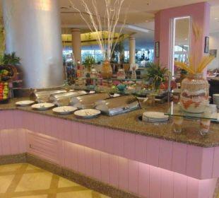 Warme Speisen Hotel Hilton Hurghada Plaza