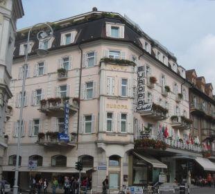 Außenansicht Hotel Europa Splendid