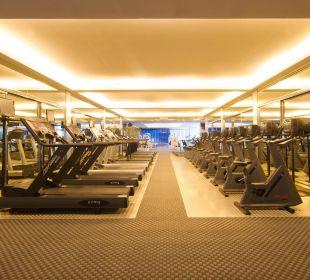 Fitness Center Pathumwan Princess Hotel