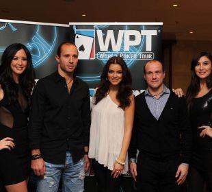 World Poker Tournament Party Hotel Corinthia Prag