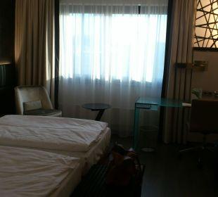 Riesig Hotel The Westin Leipzig