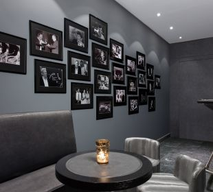 Bar Belvedere - Wall of Stars Hotel Belvedere Locarno