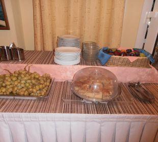 Nachtisch, da nascht man gerne. Hotel Possidona Beach