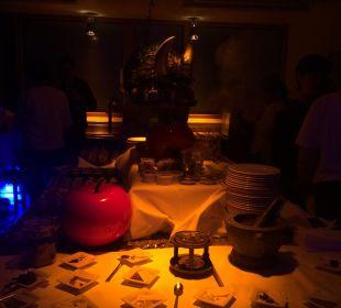 Kitchen club Hubertus Alpin Lodge & Spa