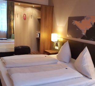 Zimmer 203 NOVINA HOTEL Tillypark