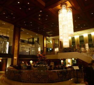 Lobby InterContinental Hotel Grand Stanford Hong Kong