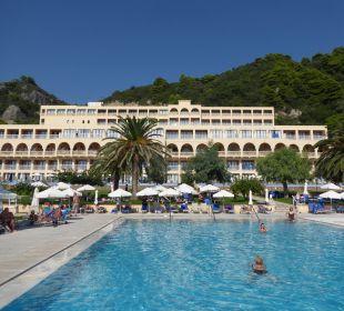 Pool ohne Chlor lti Grand Hotel Glyfada