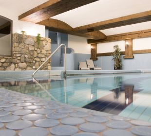 Pool Sunstar Boutique Hotel Albeina Klosters