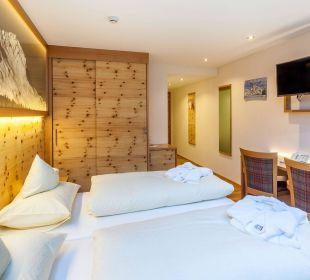 Twin/Doppelzimmer Souterrain Hotel Anemone