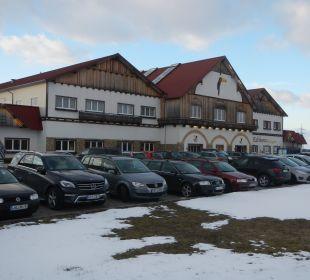 Hotelansicht alpincenter & Van der Valk Hotel Hamburg-Wittenburg