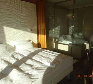Schlafbereich a-ja Warnemünde. Das Resort.
