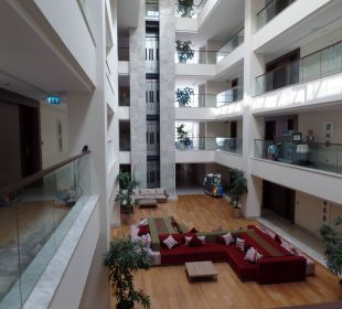 Atrium im Gästehaus Sensimar Side Resort & Spa