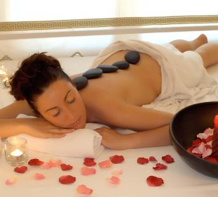 Hot stone massage Hotel Terme Europa