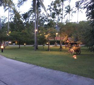 Garten Belmond Napasai