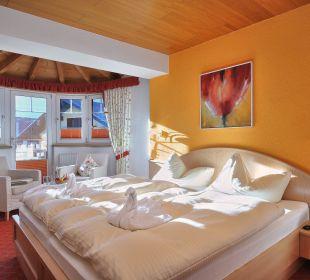 Doppelzimmer Komfort Hotel Landgasthof Lilie