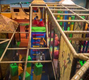 Kinderfunpark von oben! Thermenhotel Kurz