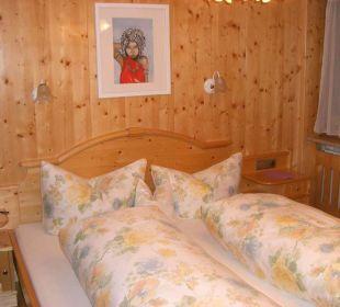 Schlafzimmer FeWo 2-3 Personen Ferienwohnungen Annelies