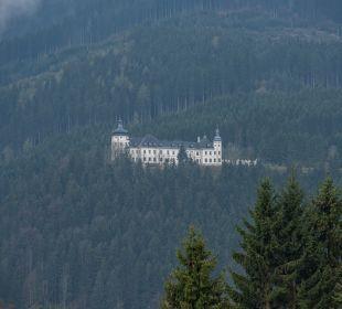 Ausblick Hotel Spirodom Admont