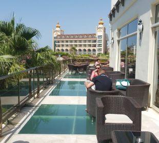 Sonnenterrasse Hotel Side Crown Palace