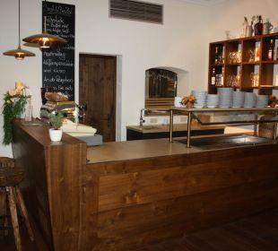 Frühstücksraum Griesbräu zu Murnau