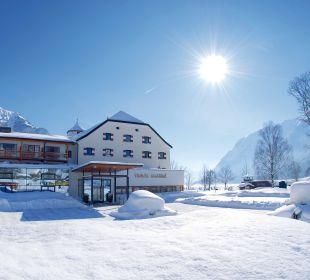 Travel Charme Fürstenhaus Am Achensee im Winter Hotel Travel Charme Fürstenhaus Am Achensee
