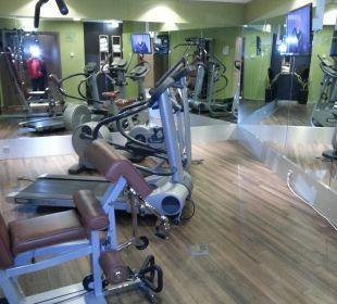Fitnessraum Hotel Novotel Wien City