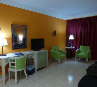 Schreibtisch Hotel Quinta Avenida Habana