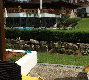 Gartenanlage Gut Wenghof - Family Resort Werfenweng