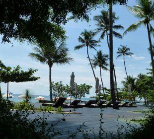 Poolbereich Hotel Mercure Koh Chang Hideaway