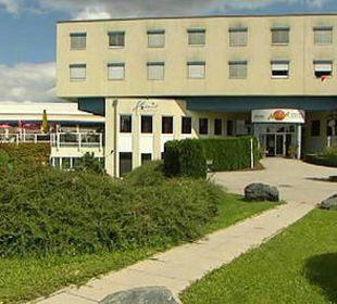 Front Sporthotel Aktivpark Güssing