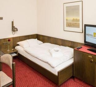 Einzelzimmer Hotel Noy