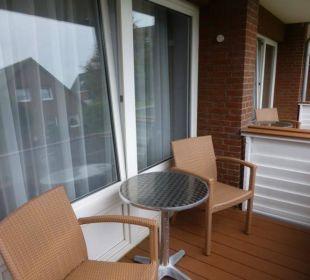 Balkon hat jedes Zimmer