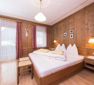 Schlafzimmer Rudlerhof Rudlerhof & Chalet Rudana